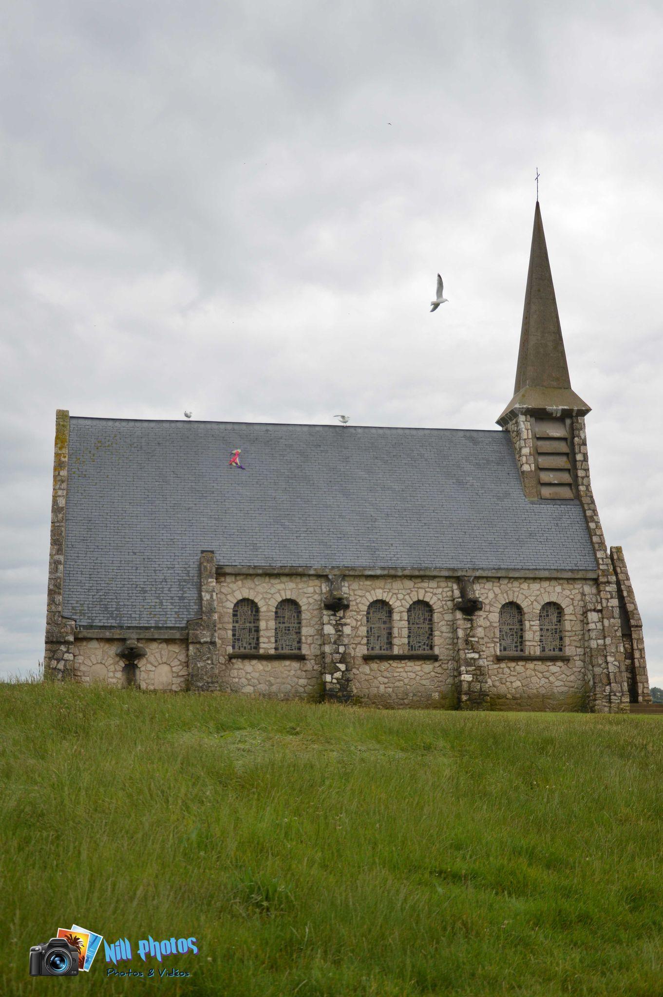 Eglise des marins Etretat