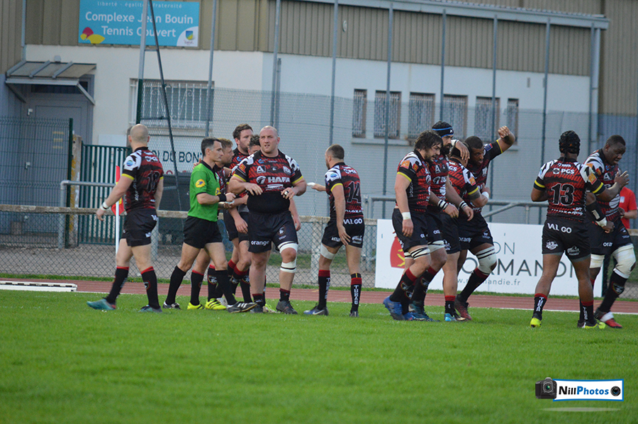 Martch Rouen Normandie Rugby contre Tarbes 20.04.18 nillphotos