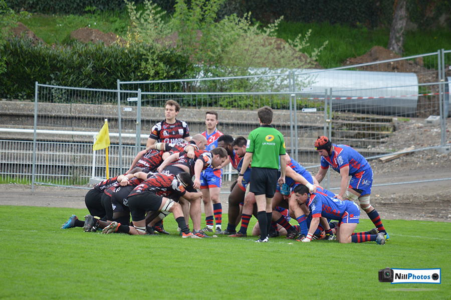 Match Espoirs Rouen normandie Rugby vs Limoges 15 04 18 nillphotos