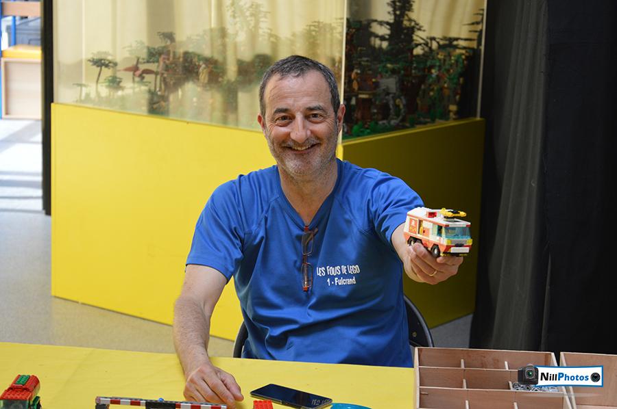 festival du jeu à louviers - Les Fous De Lego 22.04.18 nillphotos