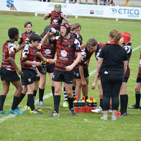 Demi Finale U14 Edr Rouen Normandie Rugby - Notre Dame de Gravenchon 26.05.18 nillphotos