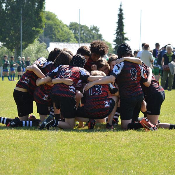 Voyage de fin d'année Edr Rouen Normandie Rugby – Tournoi Lanester jour 2 M12 :20.05.18 nillphotos