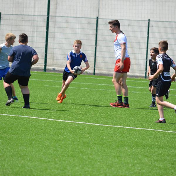 Entrainement Edr Rouen Normandie Rugby 02.06.18 nillphotos