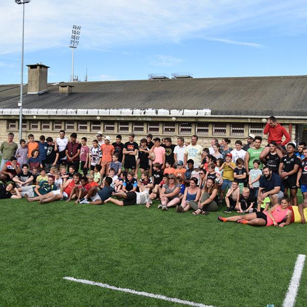 Fête du Rugby Edr Rouen Normandie Rugby 23.06.17